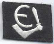 20th Waffen Grenadier Division of the SS (1st Estonian) unit of the Waffen SS