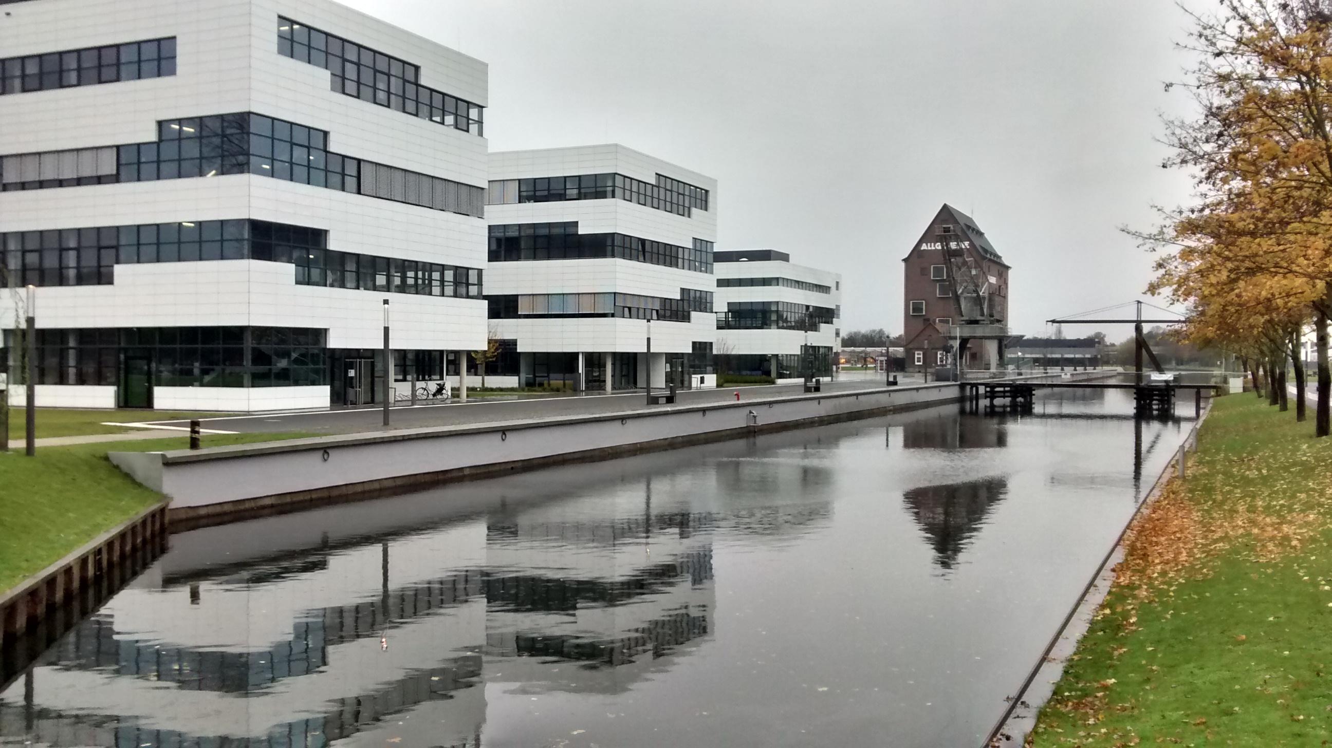 Hochschule Rhein-Waal - Wikiwand
