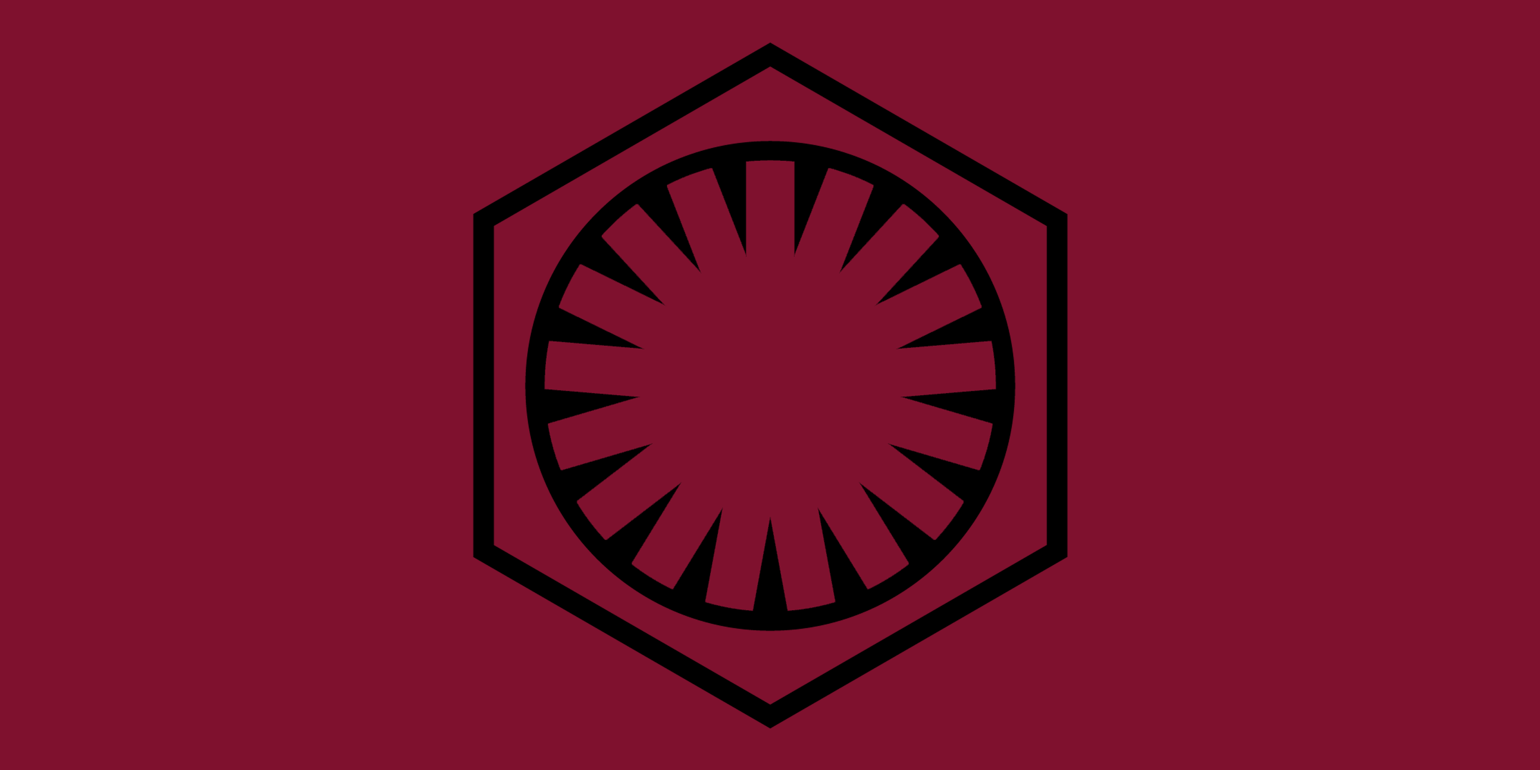 First order star wars wikipedia flag of the first orderg buycottarizona Choice Image