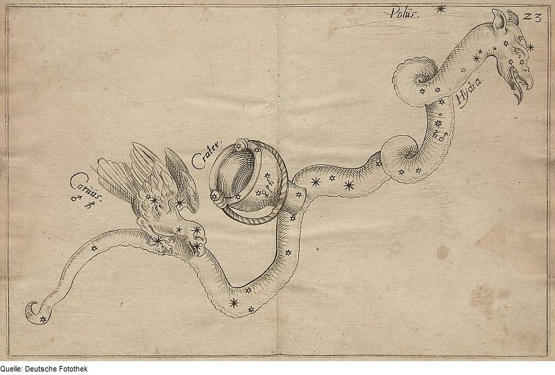Hydra, constelación