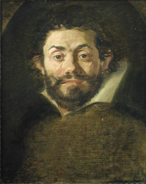 Portrait of John Barclay