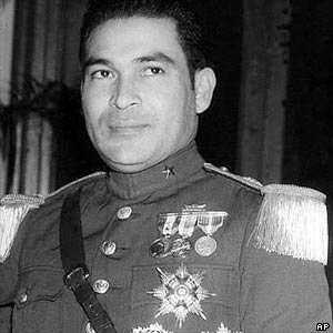 Cuban president Fulgencio Batista, 1952