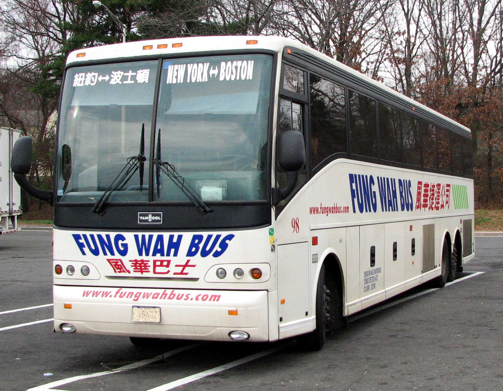 fung wah bus transportation - wikipedia