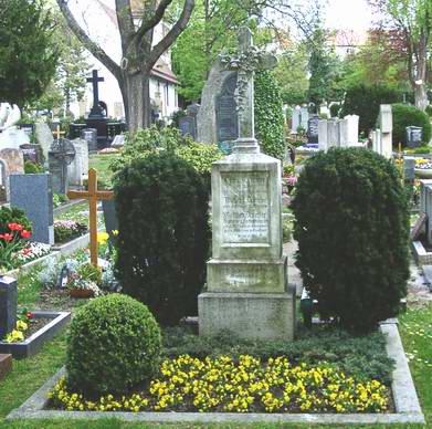 Grab von Gottlieb Daimler