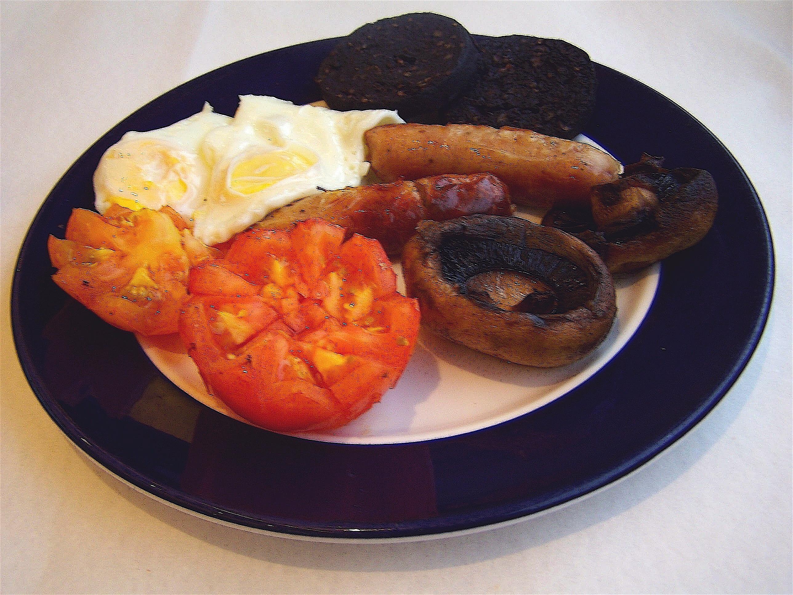 GNER Great British Breakfast.JPG