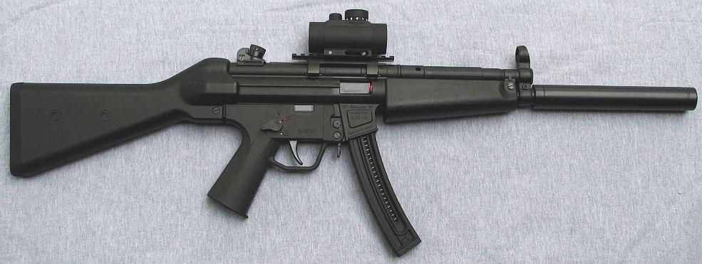 German Sport Guns GSG-5 - Wikipedia