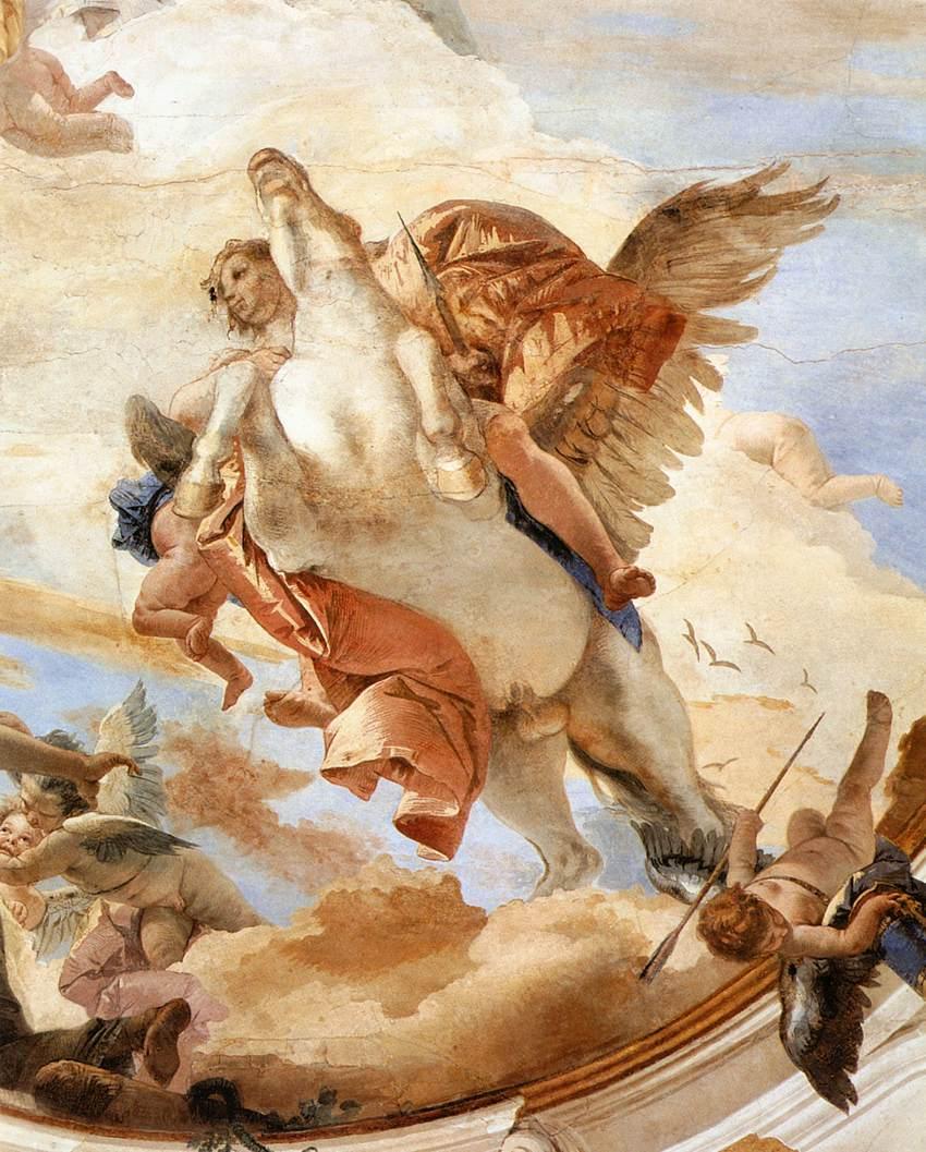 File giovanni battista tiepolo bellerophon on pegasus for The giovanni