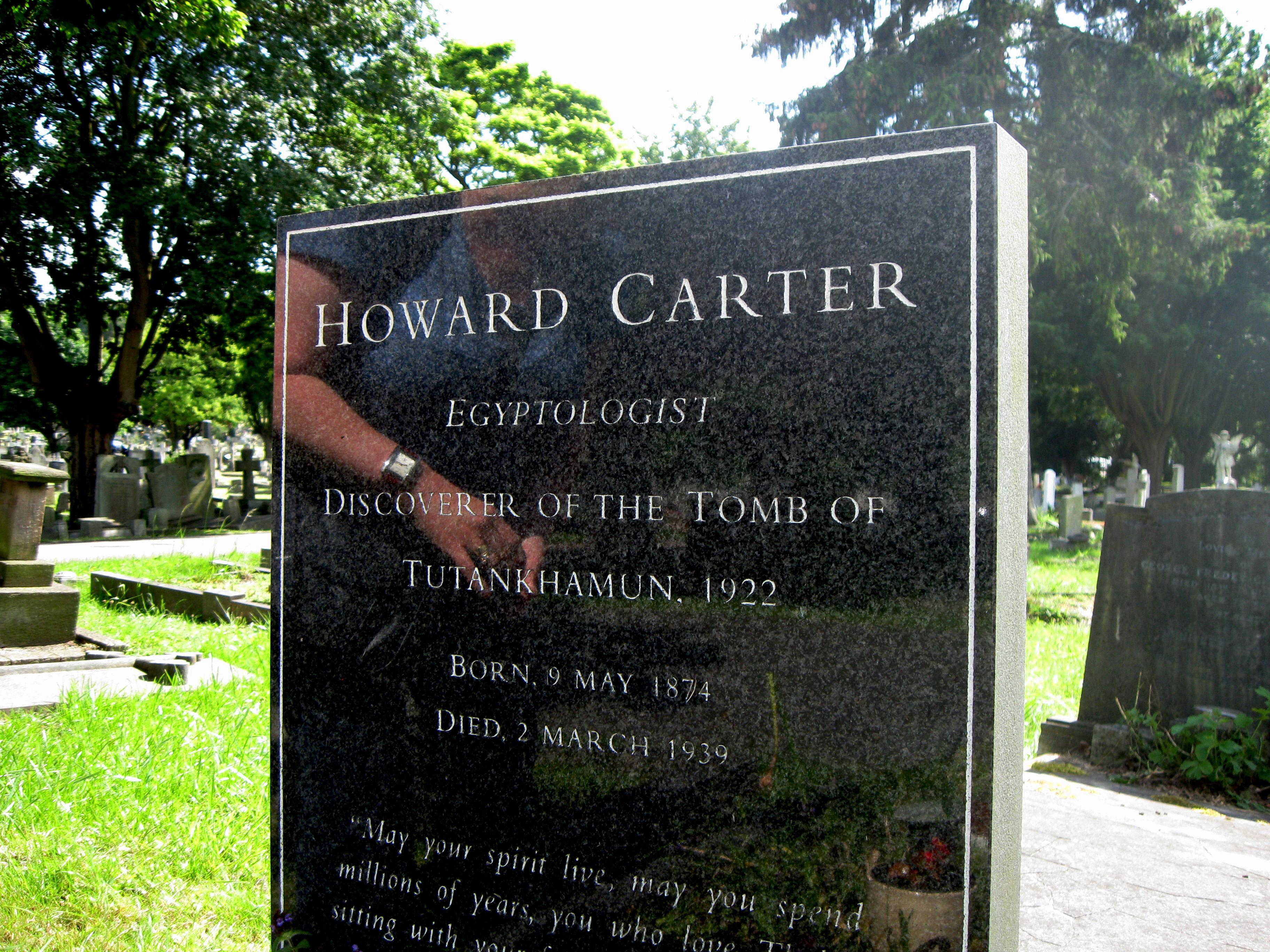 Quotes Regarding Howard Carter Tut Quotesgram