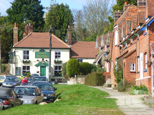 Great Bedwyn - geograph.org.uk - 738090