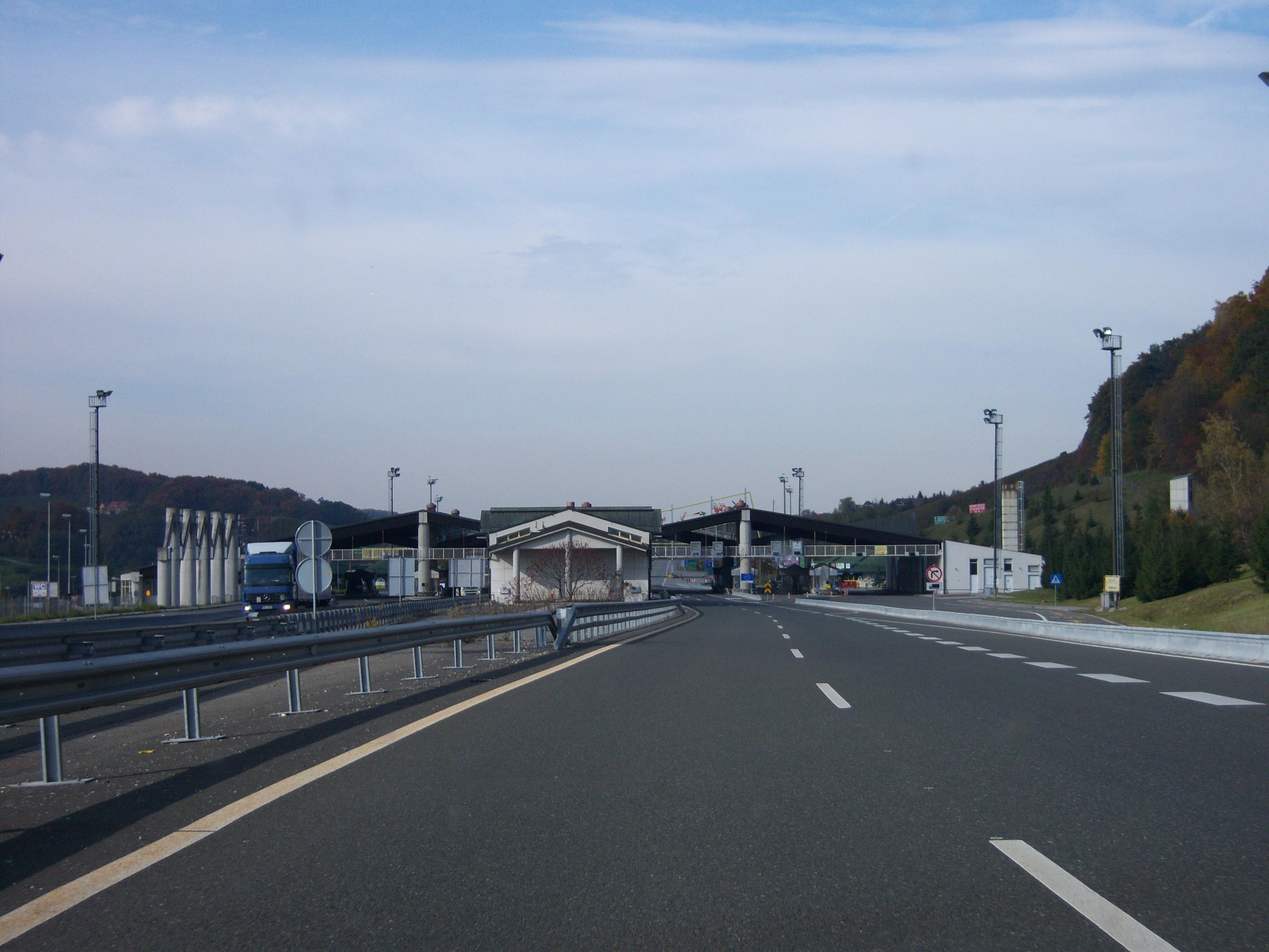 Grenzübergang Spielfeld