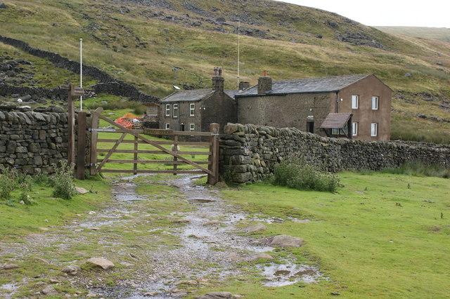 Hag Dyke - geograph.org.uk - 1413051