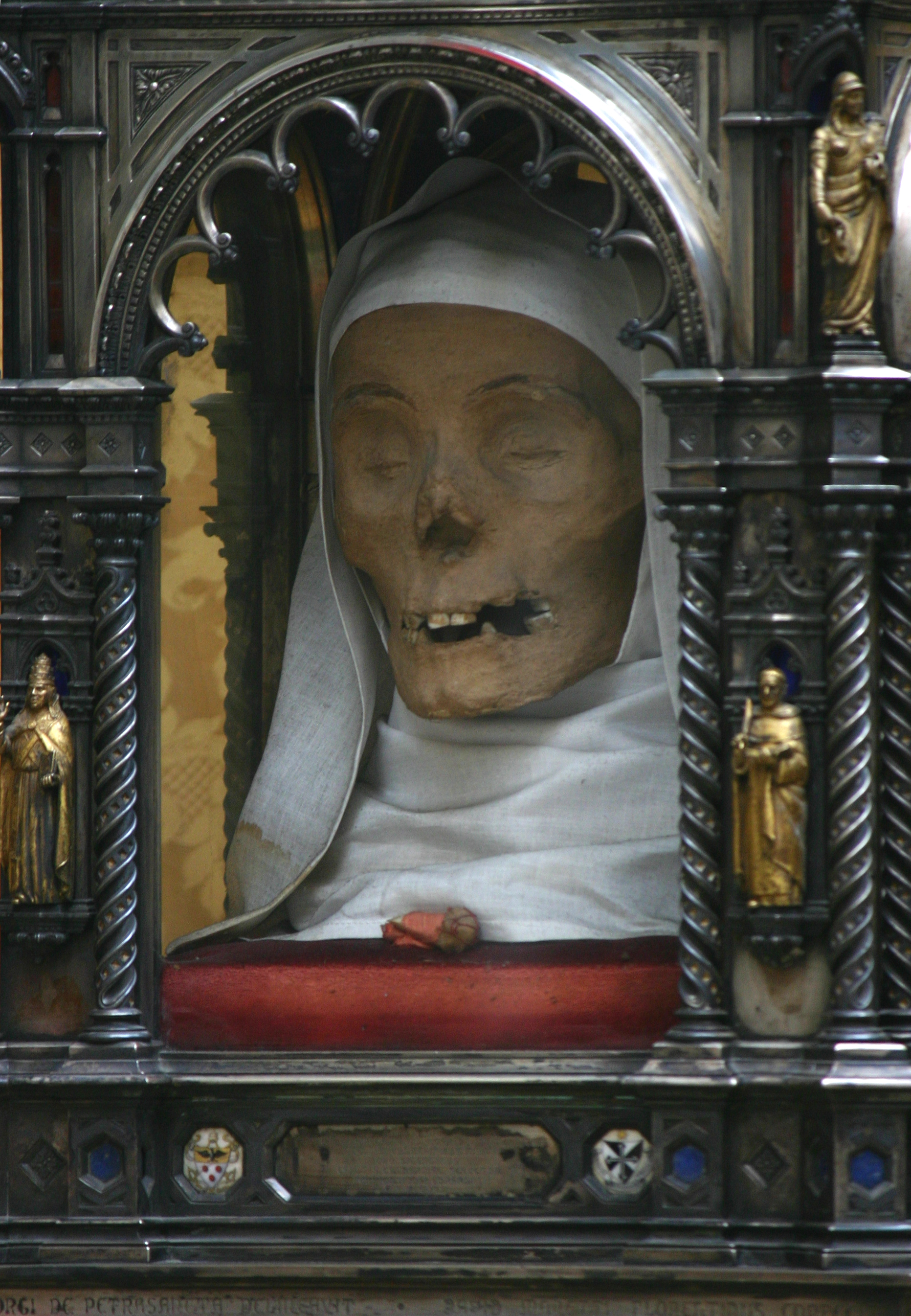 https://upload.wikimedia.org/wikipedia/commons/4/45/Head_of_Saint_Catherine_of_Siena.jpg