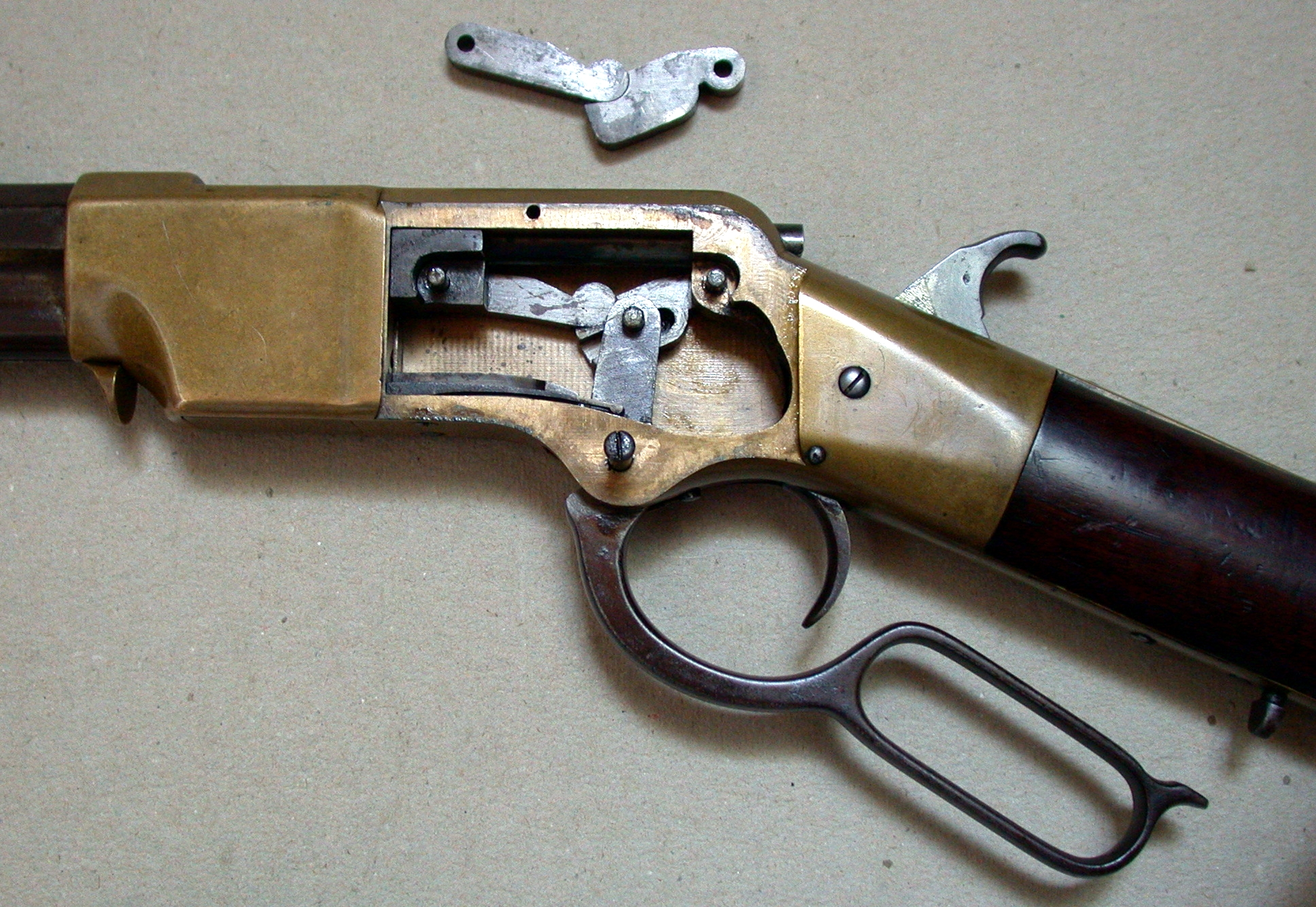 file henry rifle receiver open jpg