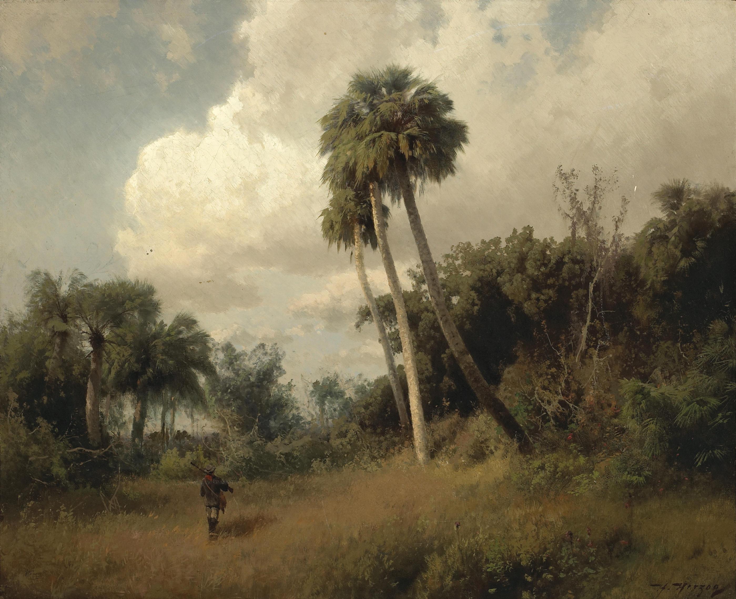 Картинки по запросу Герман Херцог (англ. Hermann Ottomar Herzog; 1832—1932)