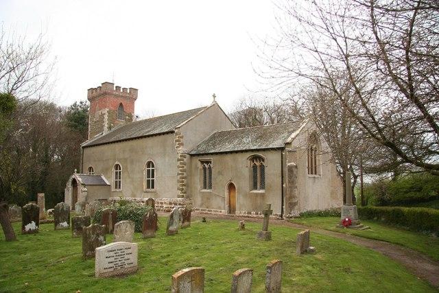 Holy Trinity church - geograph.org.uk - 770722