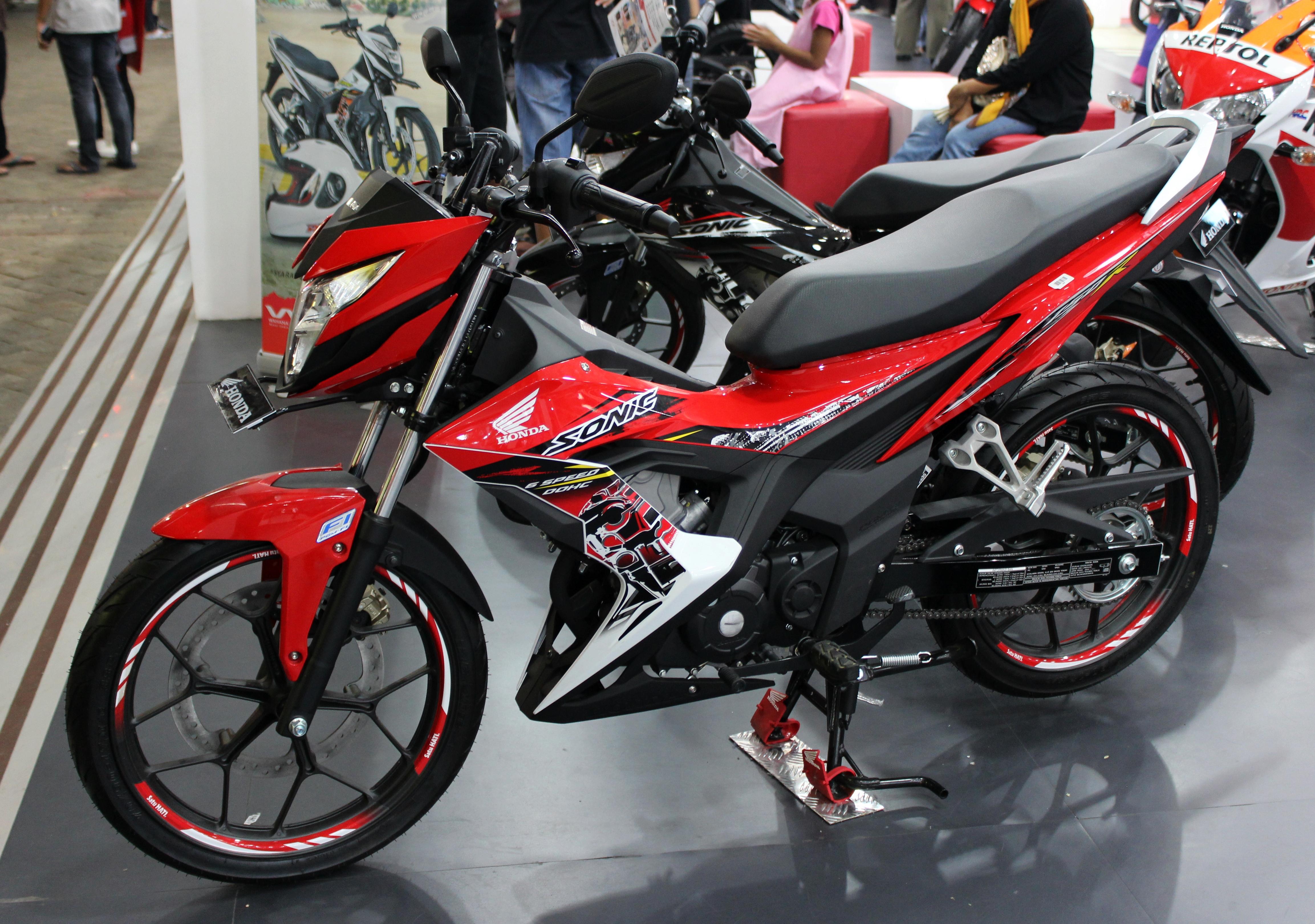 Honda Sonic 150r Wikipedia Bahasa Indonesia Ensiklopedia Bebas