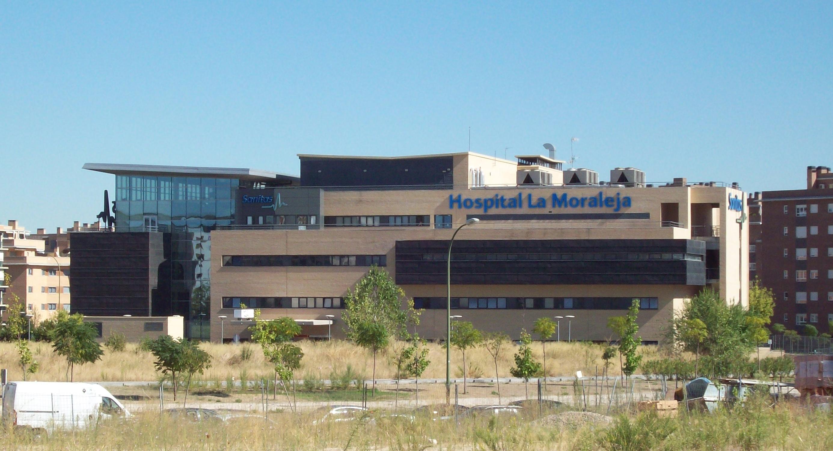 citas online hospital madrid sanchinarro
