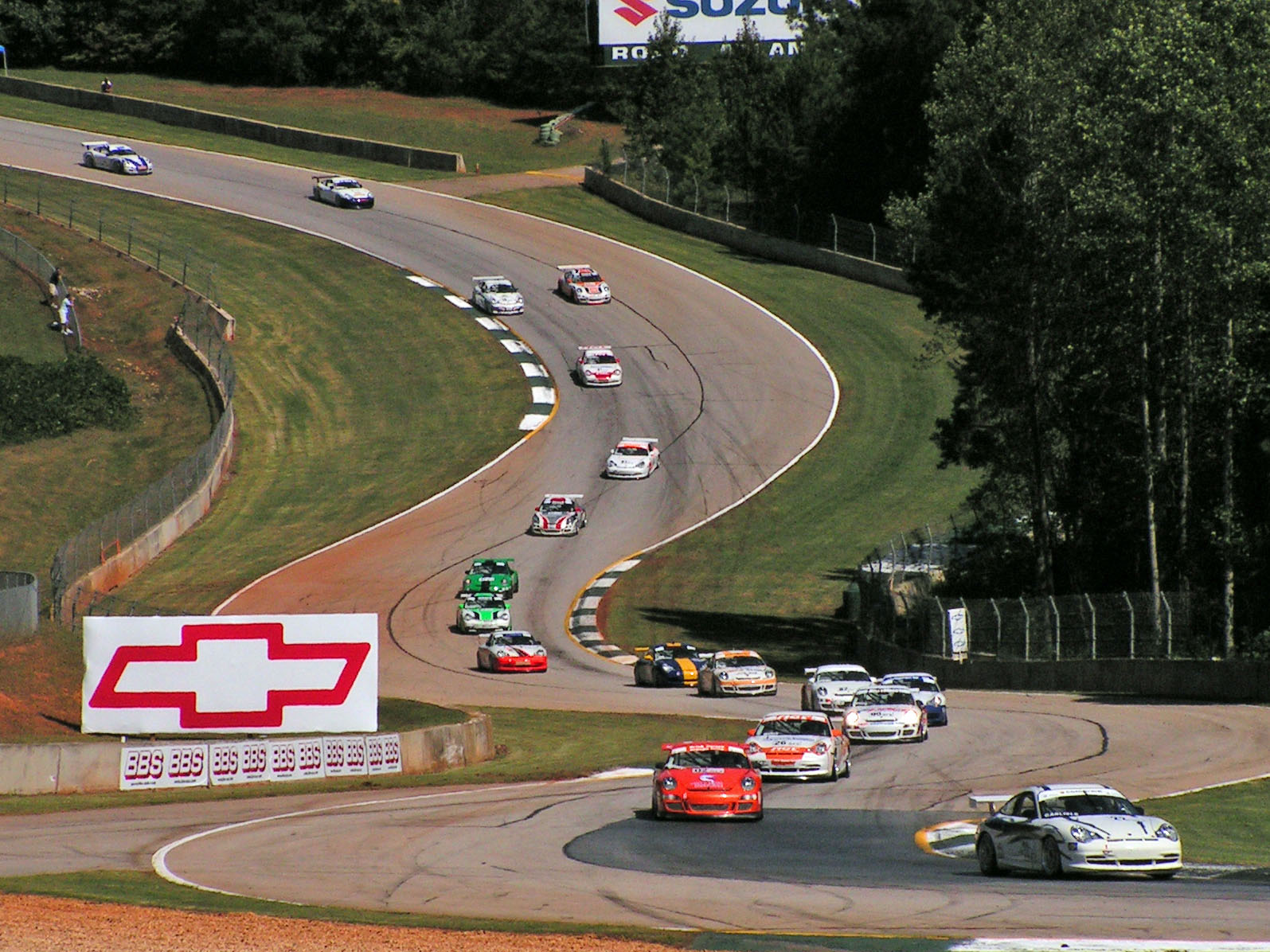 File Imsa Gt3 Cup Road Atlanta 2006 Jpg Wikimedia Commons