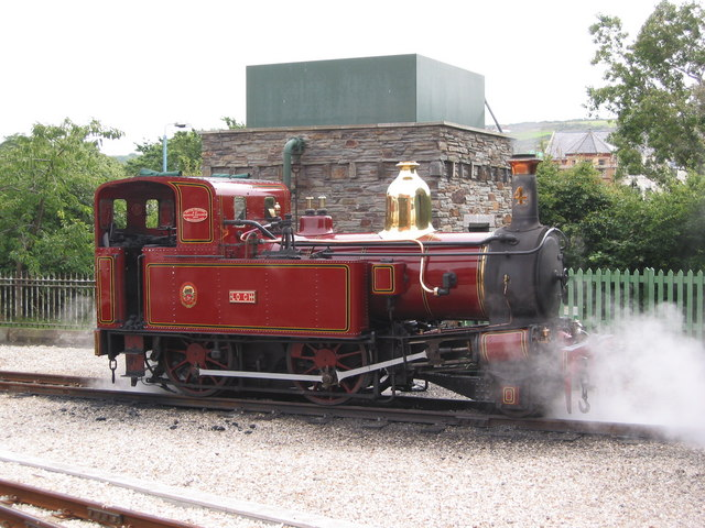 Isle Of Man Railway Locomotives