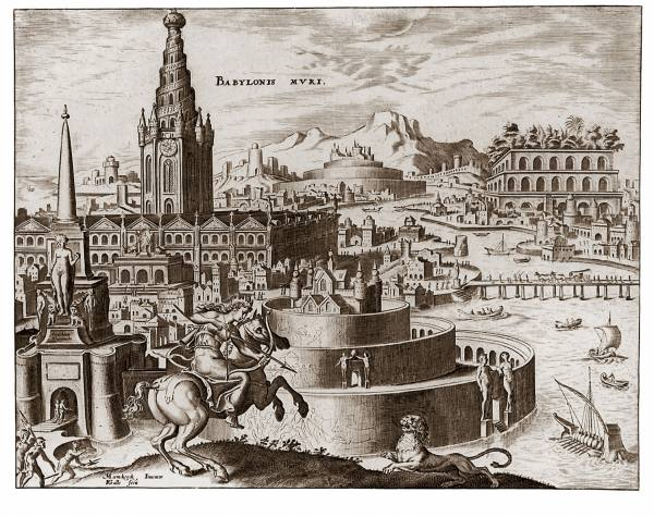 an introduction to the history of the hanging gardens of babylon Synopsis: the hanging gardens of babylon were the man made gardens of an ancient city babylon of iraq which is by ahsan047.