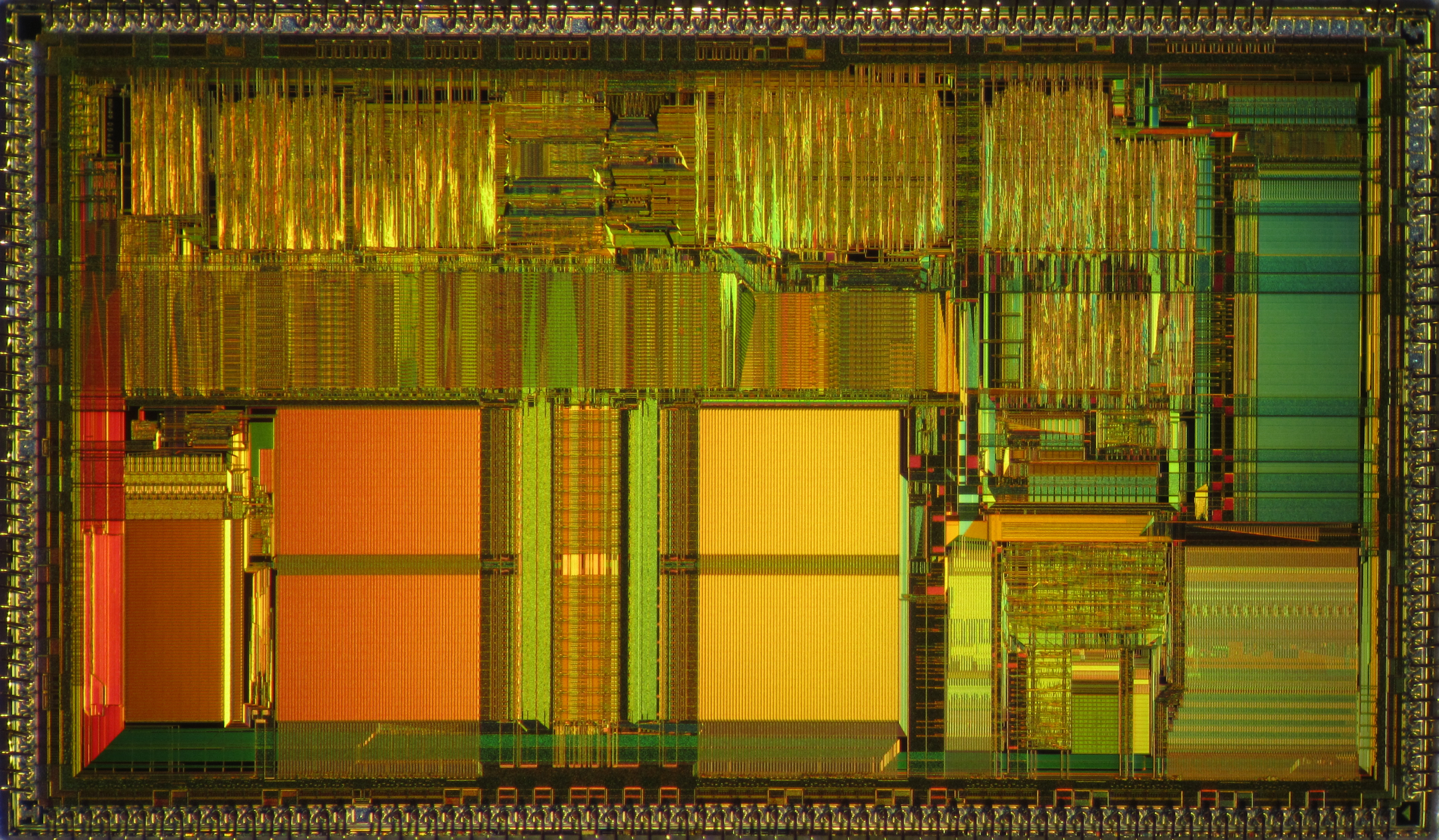 File:Intel 80486 DX2 die JPG - Wikimedia Commons