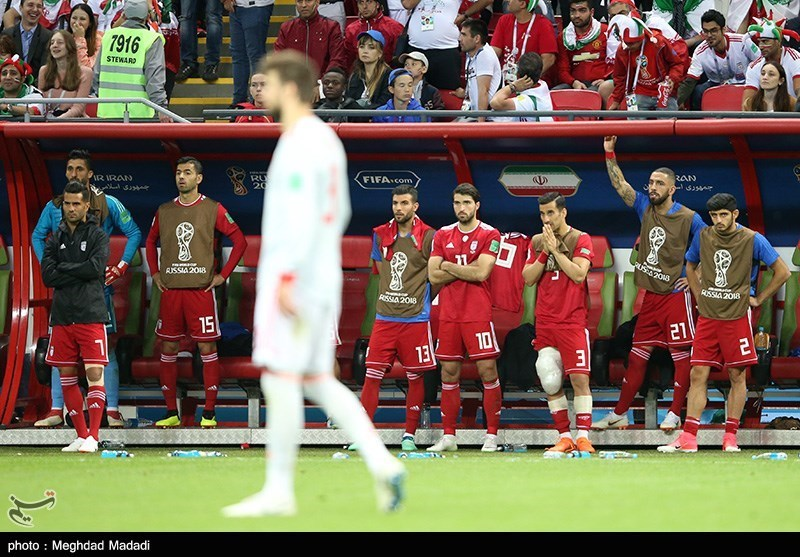Iran and Spain match at the FIFA World Cup (2018-06-20) 07.jpg