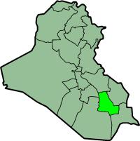 Irak Dikar ili ile ilgili görsel sonucu