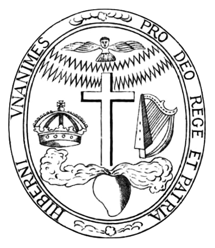 1640s Irish Catholic Confederation seal