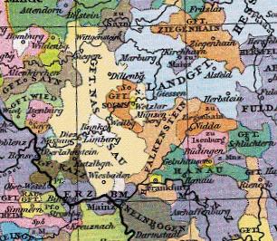 County of Isenburg countship