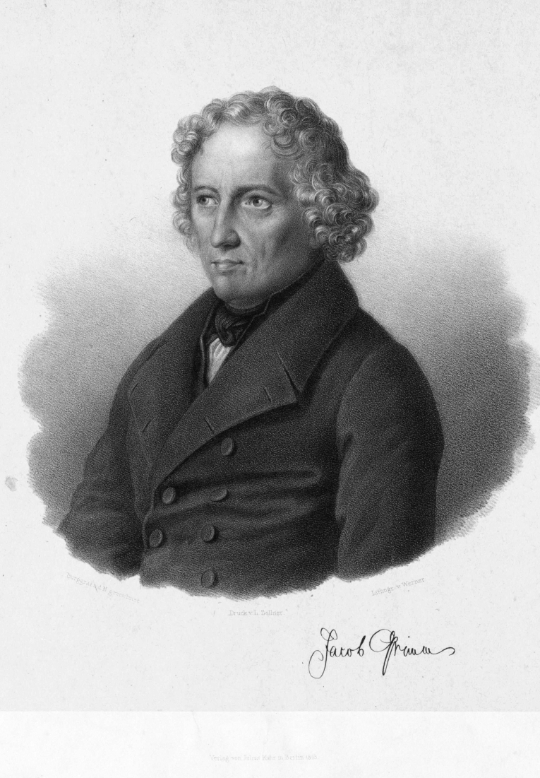 Jacob Grimm – Wikipédia