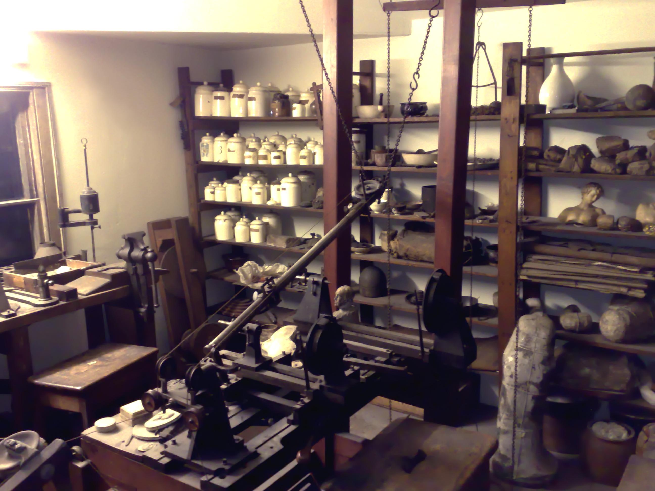 Oficina de James Watt