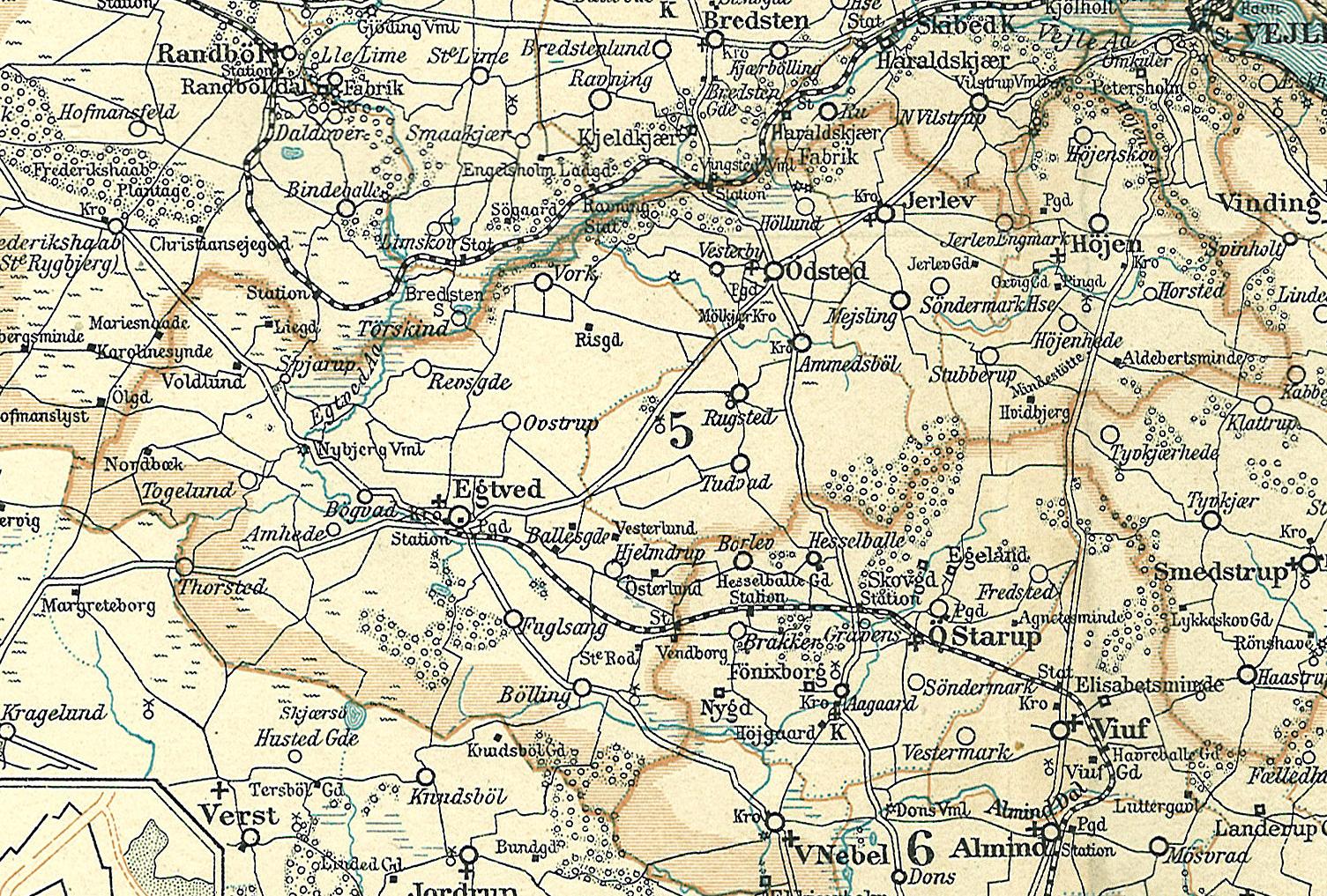 File Jerlev Herred Vejle Amt1900 Jpg Wikimedia Commons