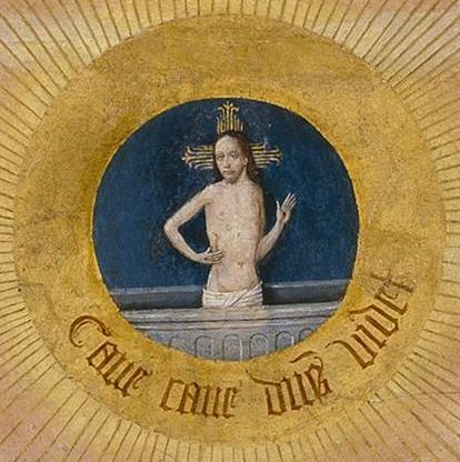Jheronimus Bosch Table of the Mortal Sins (Christ)