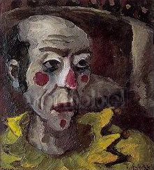Johann Robert Schürch Clown 1921.jpg