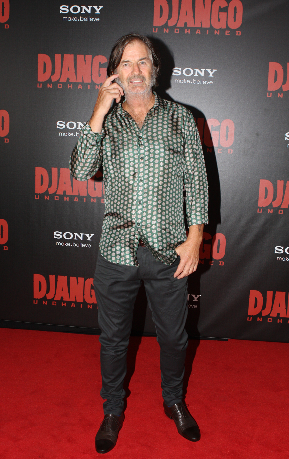 john jarratt laugh