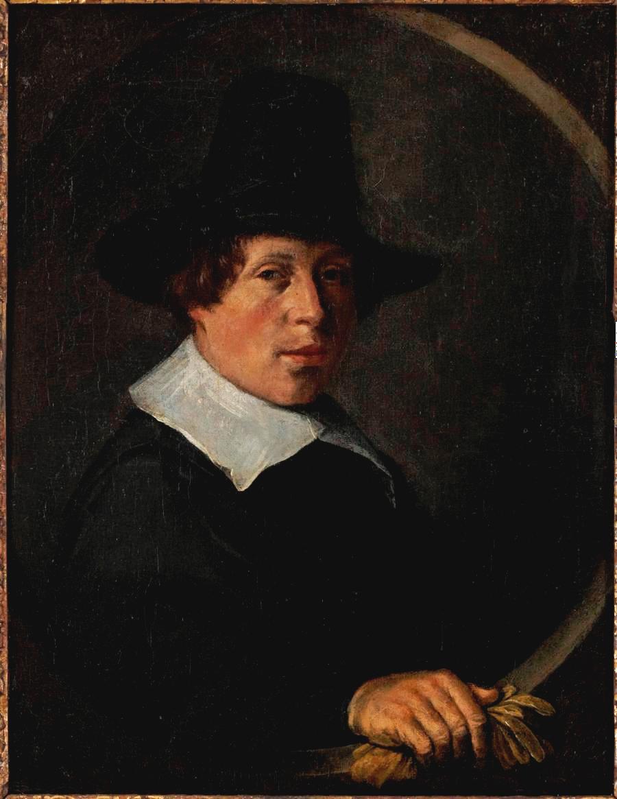Portrait of Vincent Laurensz van der Vinne - Wikidata