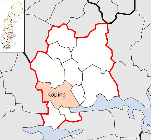 Köpings kommun – Wikipedia