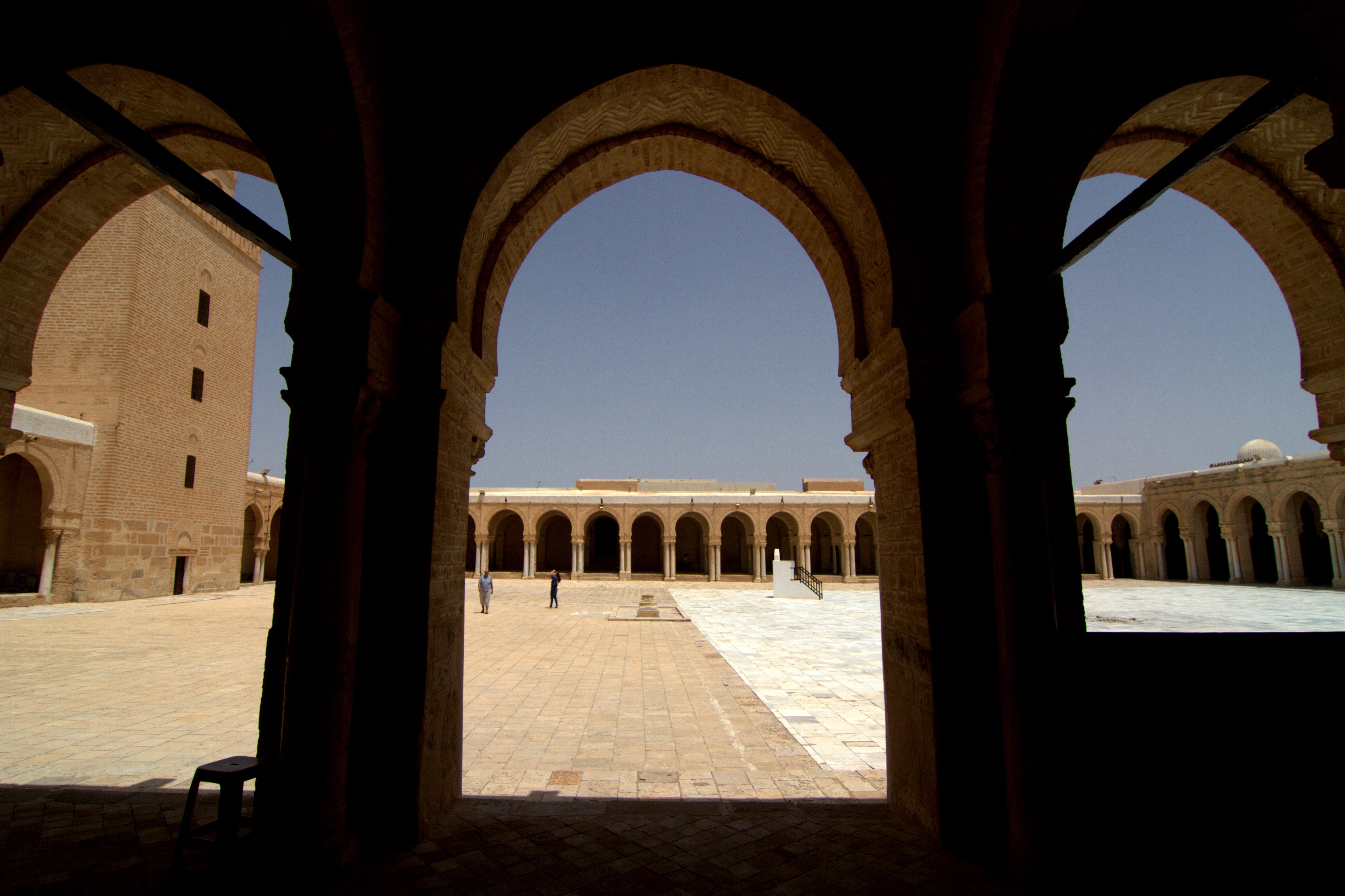 Kairouan Mosque Wiki File:kairouan Mosque Courtyard