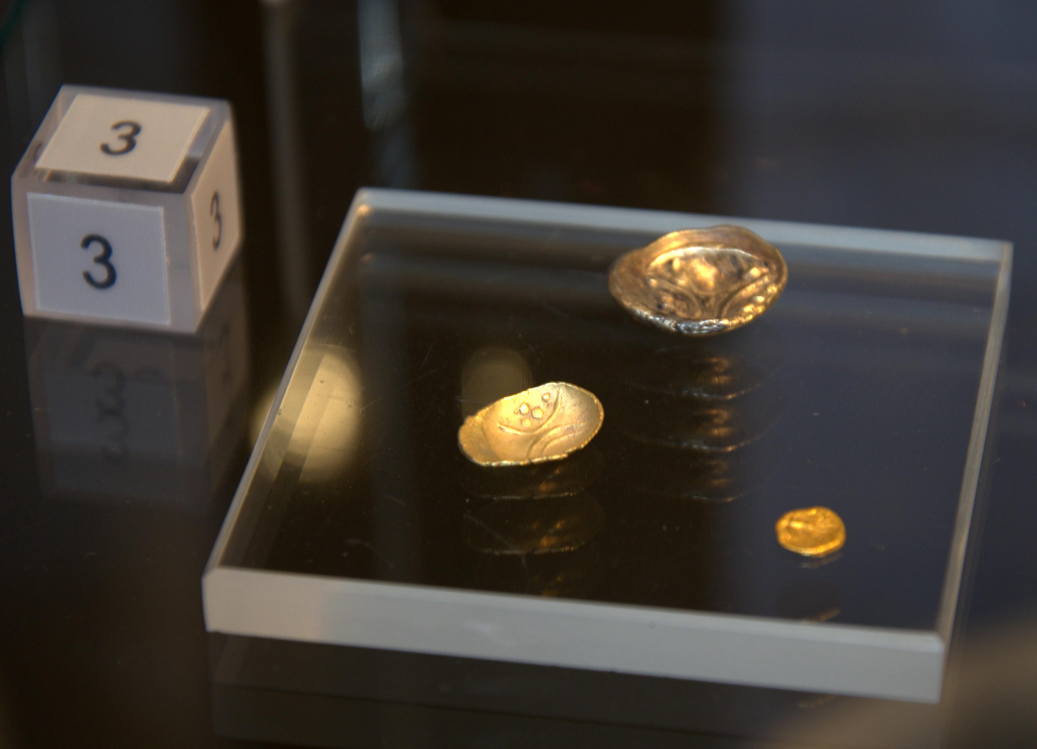 Filekeltische Münzen Des 3 Bis 1 Jahrhunderts Vor Christus