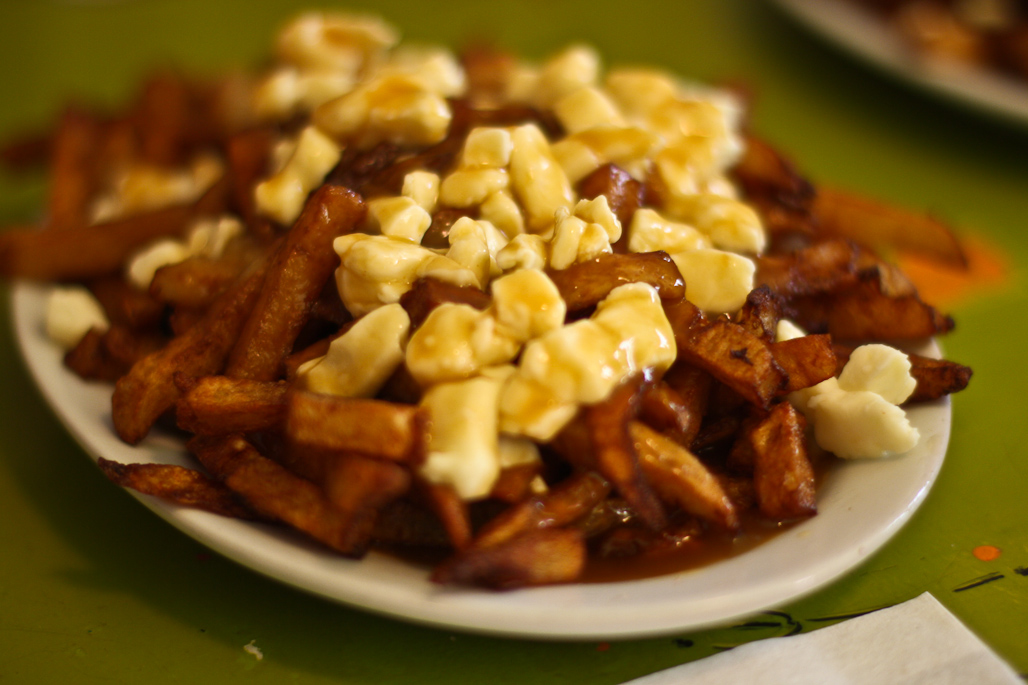 Image result for A Quick History of the Classic Canadian Poutine