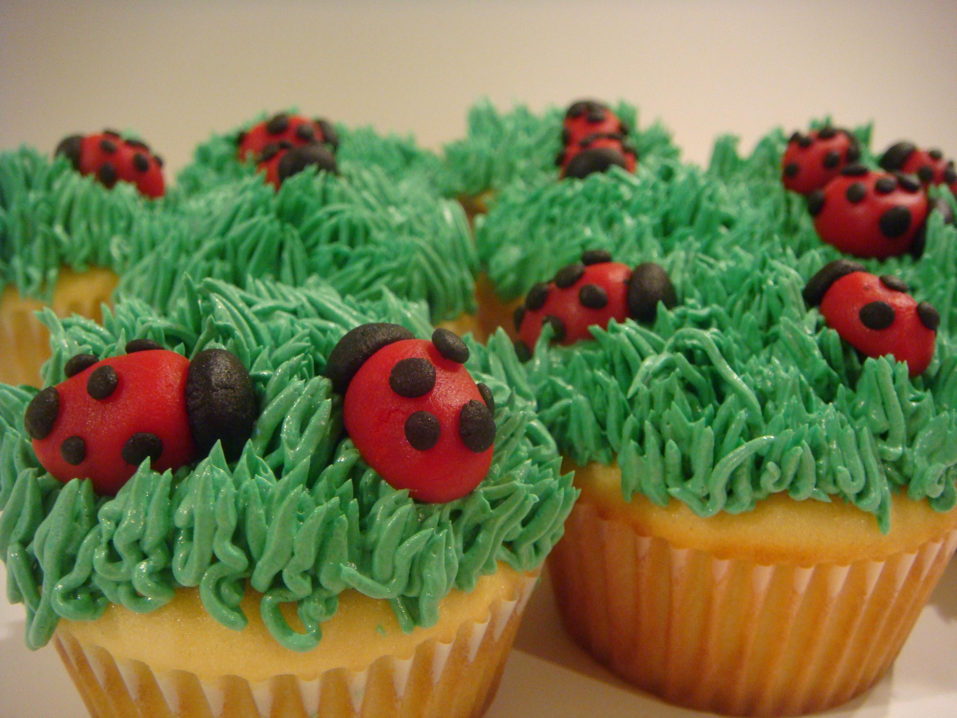 Bug Cakes For Boys