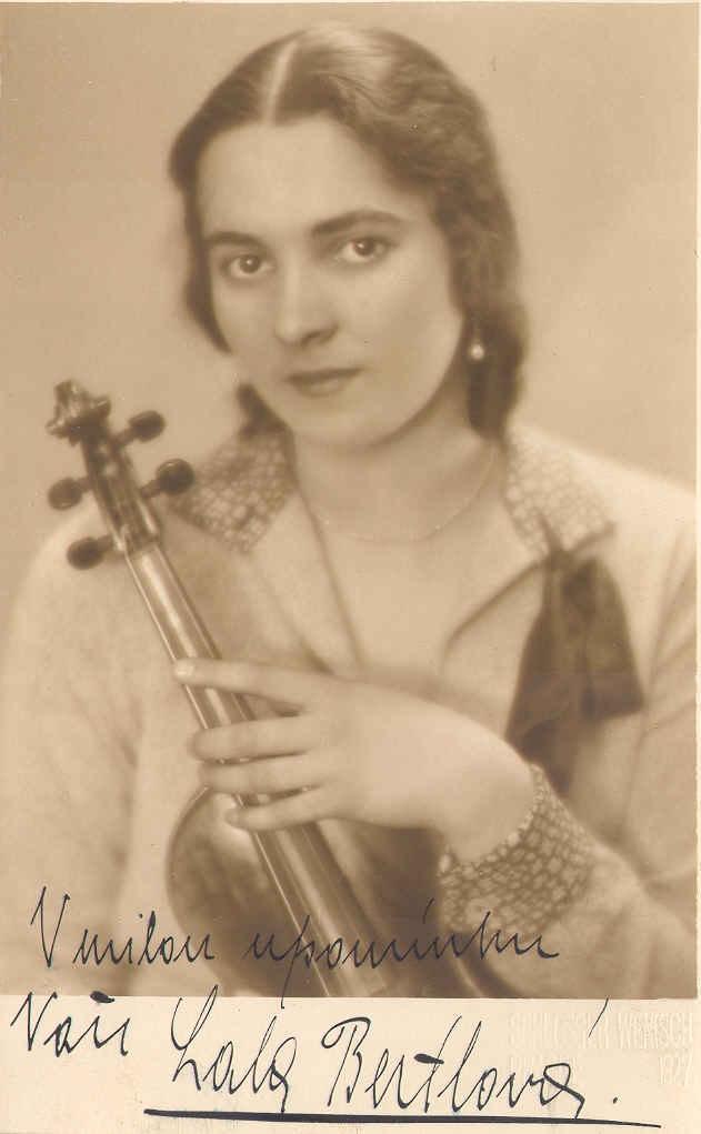 Ludmila Bertlová