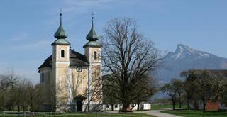 Sankt Lorenz Place in Upper Austria, Austria