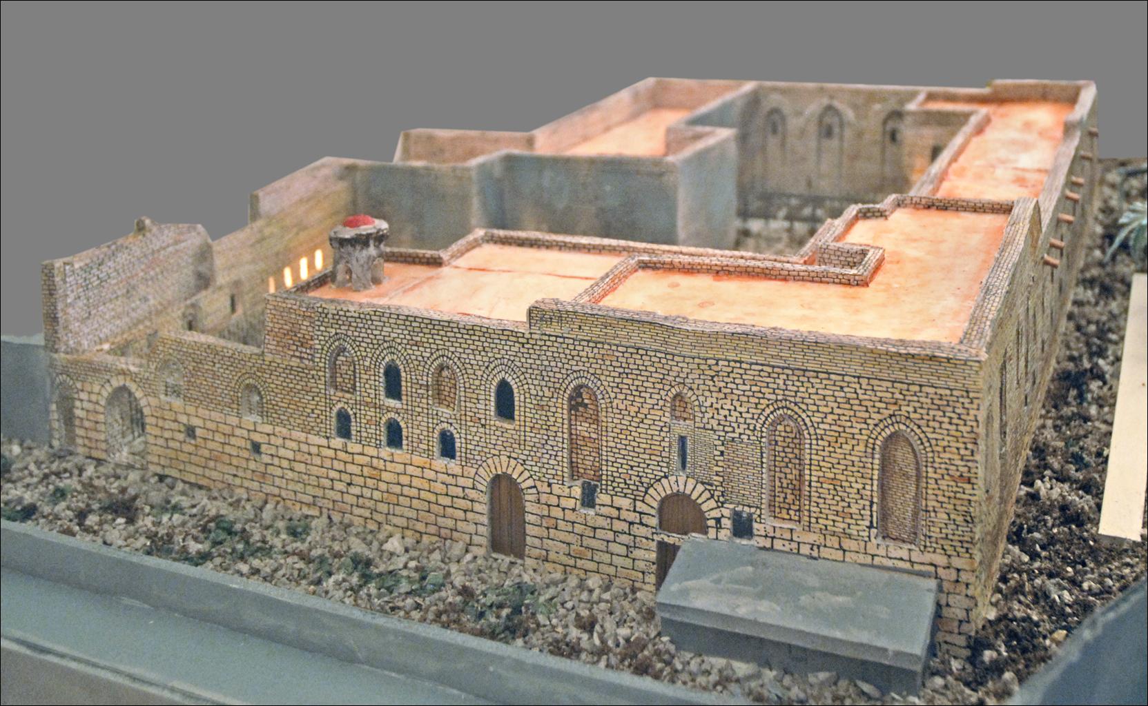 I resti del Palazzo della Favara