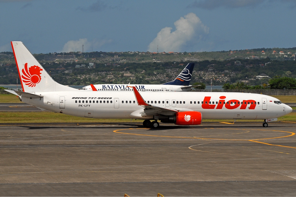 Lion Air Group destinations - Wikipedia