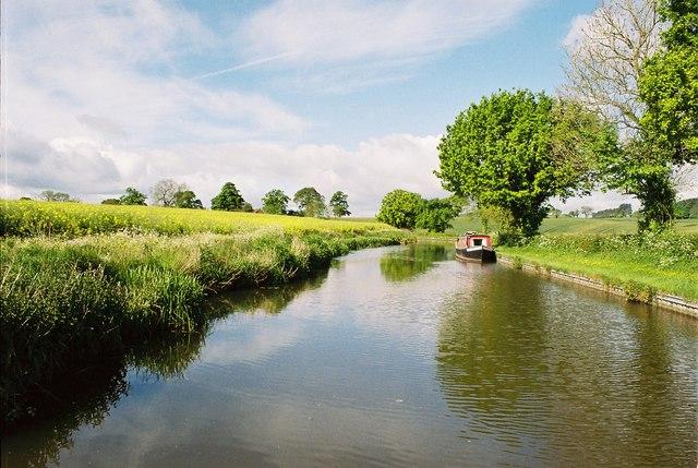 Llangollen Canal - geograph.org.uk - 130740