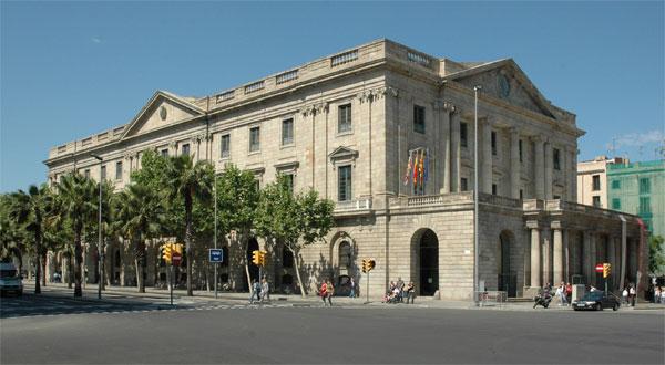 Llotja de mar viquip dia l 39 enciclop dia lliure - Escuela de arquitectura de barcelona ...