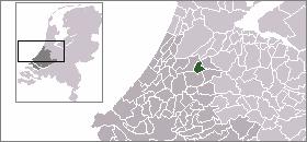 Ter Aar Place in Zuid-Holland, Netherlands