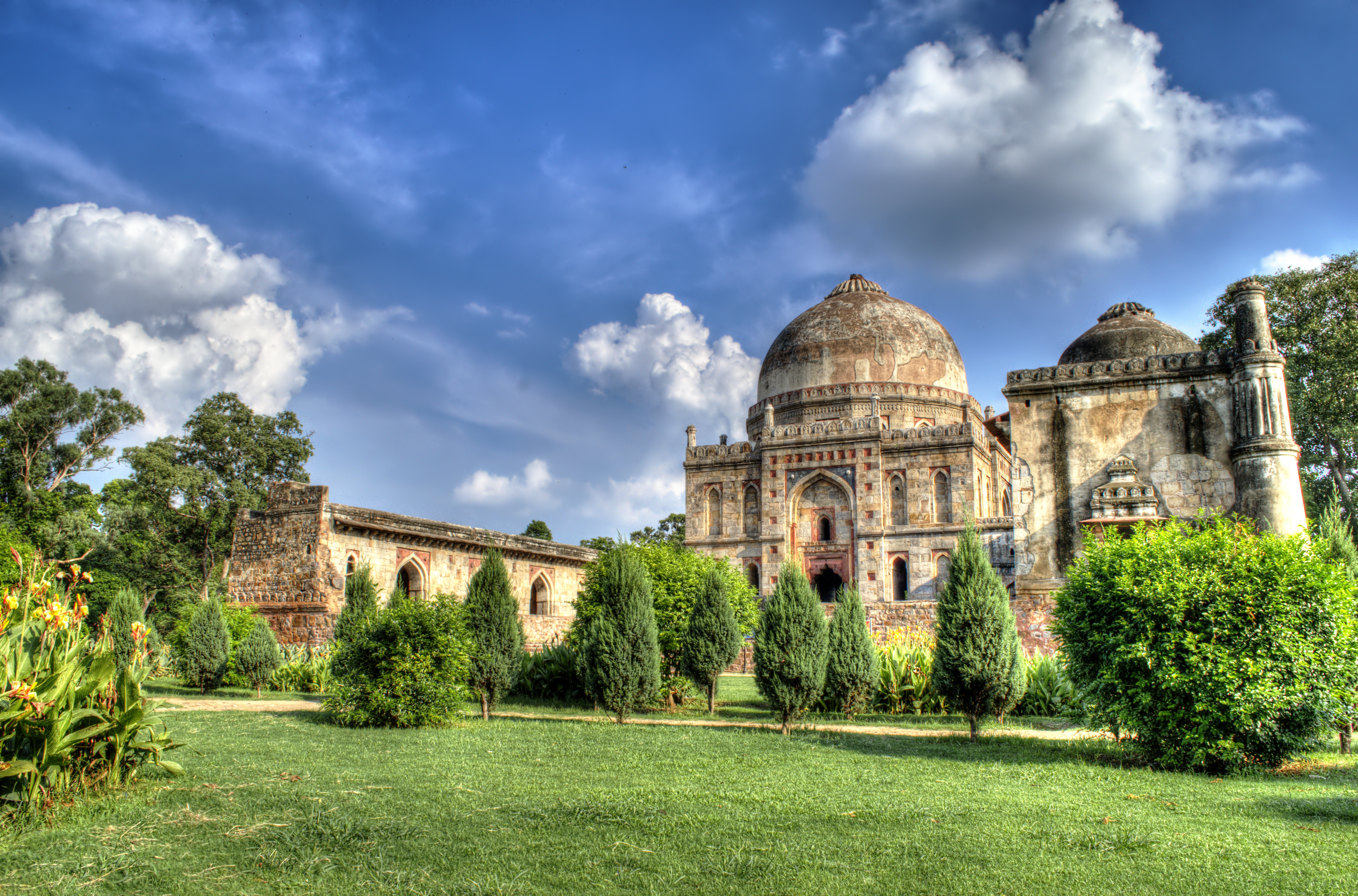 File Lodhi Gardens On A Sunny Wikimedia Commons