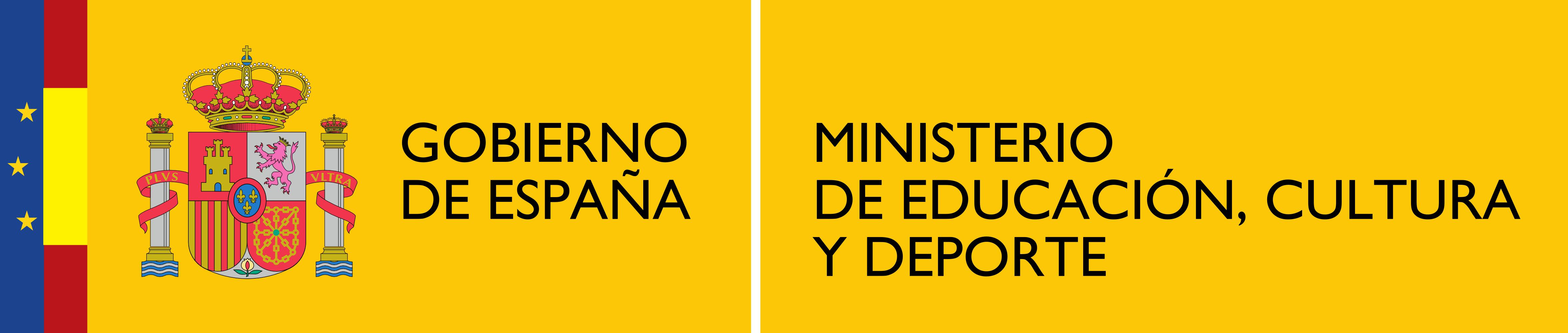File logotipo del ministerio de educaci n cultura y for Ministerio educacion exterior